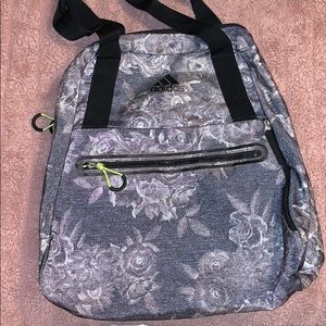 Adidas backpack/Tote